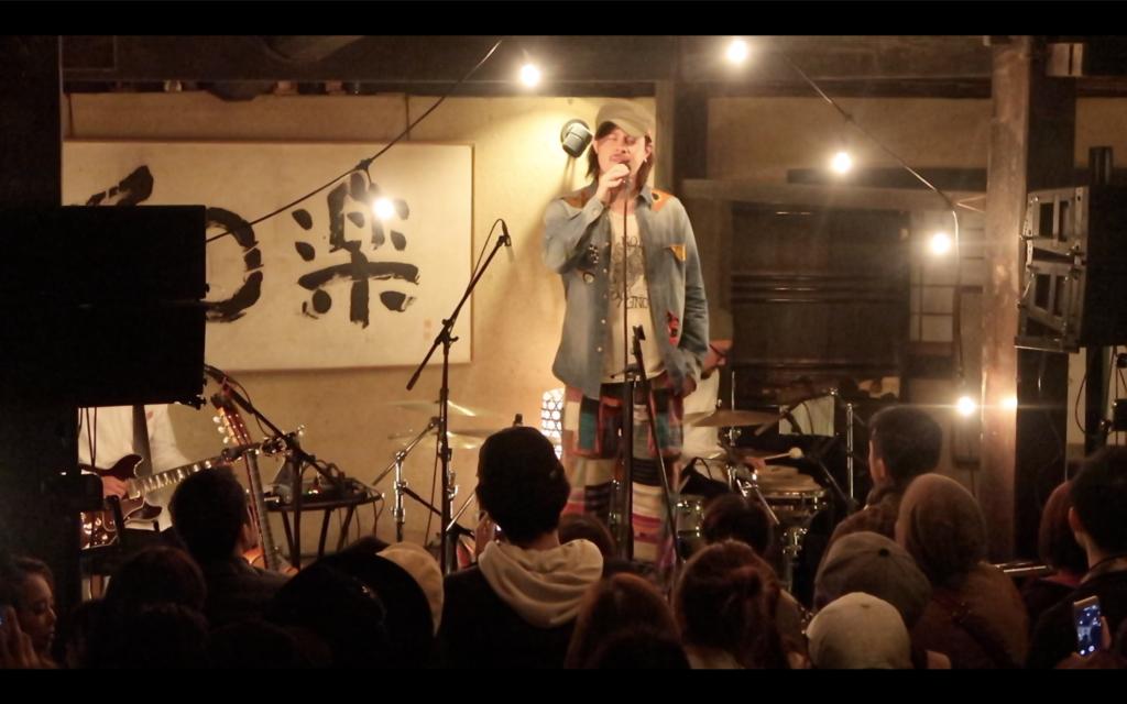 Rickie-Gene ライブ
