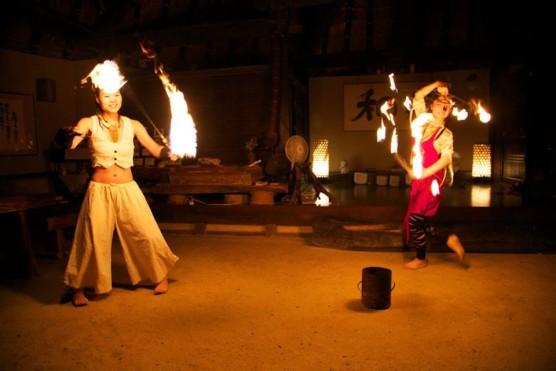 イベント報告「炎の舞と音の宴」