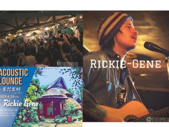 Rickie-Gene Live